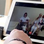 Videobesök i hemmet för en effektivare vårdmiljö